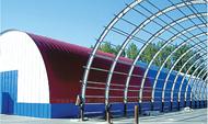 Быстровозводимые металлоконструкции в Ульяновске
