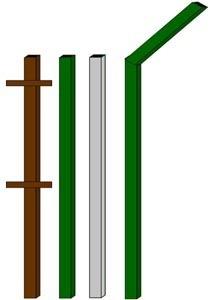 изготовление металлические столбы в Ульяновске
