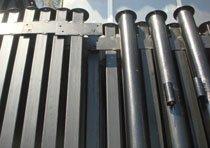Металлические столбы в Ульяновске изготовление и монтаж г.Ульяновск