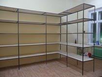 Изготовление, монтаж металлические стеллажи в Ульяновске и пригороде